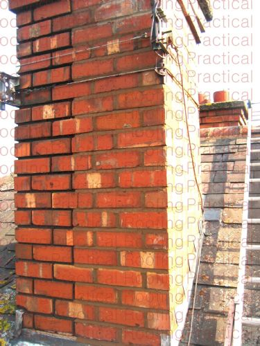 Repointing A Chimney : Chimney repair maintenance services broadway roof