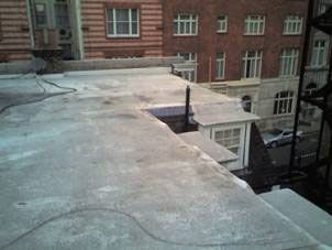Electronic Leak Detection by Broadway Roof Company