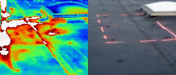Thermographic Inspections by Broadway Roof Company